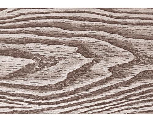 Заборная доска 3D полнотелая Венге Соренто