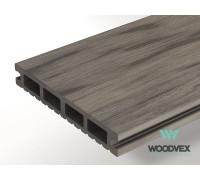Доска композитная 146х22 Select Colorite Серый дым
