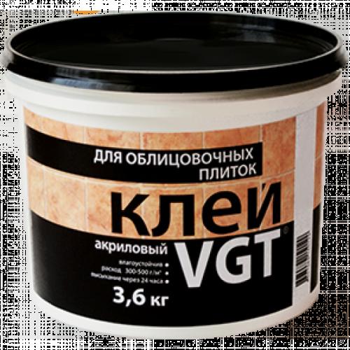 Клей для облицовочных плиток (3,6 кг.)