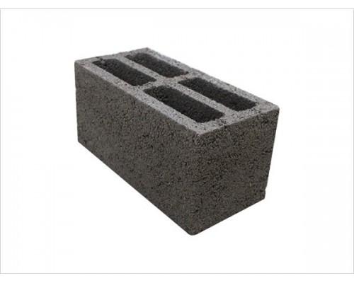 Керамзитобетонные блоки 4-х пустотные
