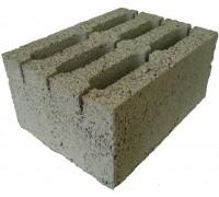 Блоки керамзитобетонные 6-ти пустотные