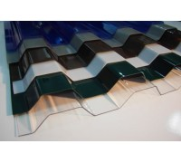 Профилированный поликарбонат Suntuf Greca 76/18 1260х3000 мм цветной