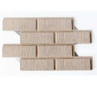 Фасадная плитка Тертый кирпич